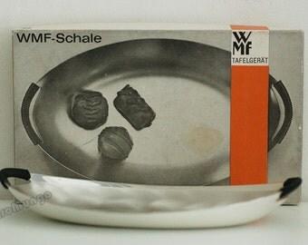 WMF Ikora serving tray dish - Schale No. 6435 in original box