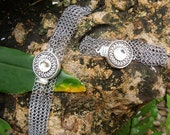Clearance: Stainless Steel Chainmaille Det