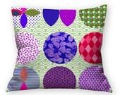 Patchwork cushion / pillow quilt