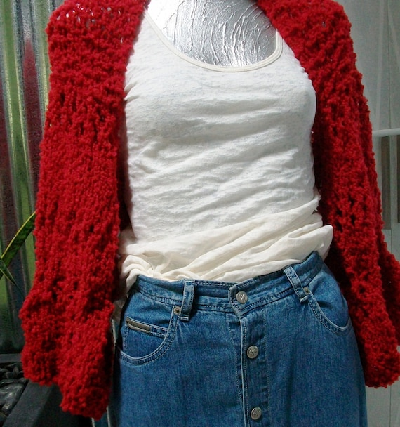 SWEATER WOMAN KNITTED  Shrug Women  Poncho Shawl Knitting Scarf Shoulder Cover Shoulder Warmer