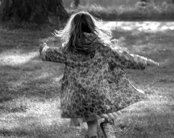 Dancing in the Rain (8 x 10)