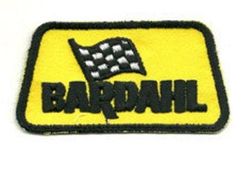 bardahl racing patch