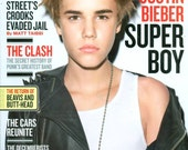 Rolling Stone Justin bieber