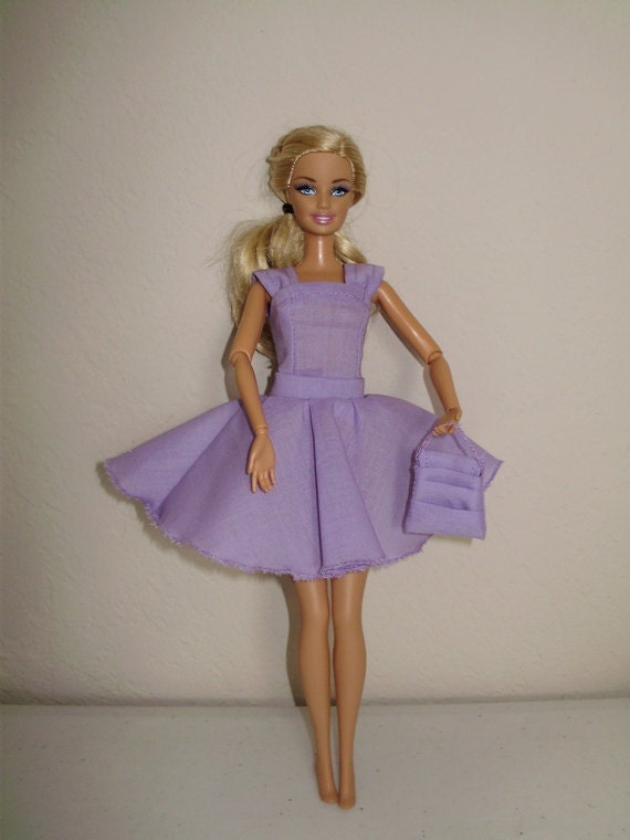 New, Hand-Made Barbie suit (on Sale in June only)