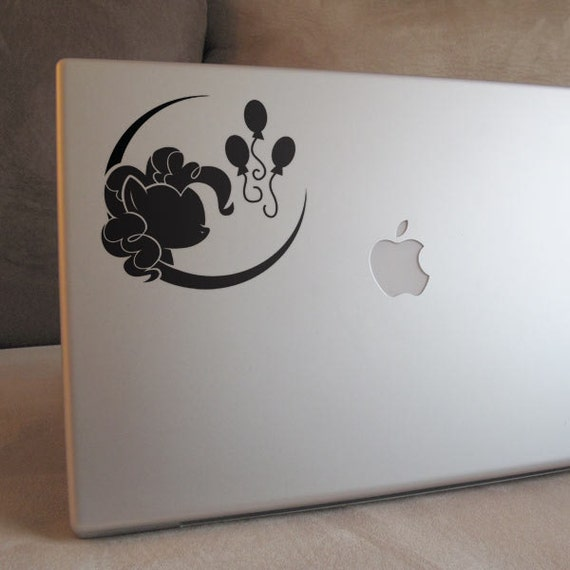 Pinkie Pie Vinyl Decal