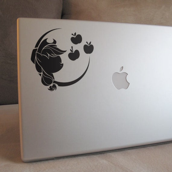 Apple Jack Vinyl Decal