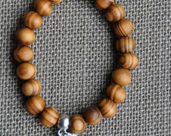 St Christopher's bracelet