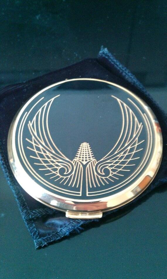 Vintage Limited Edition Lancome Paris Compact