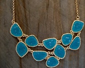 Alamea Stone Necklace-- sold out