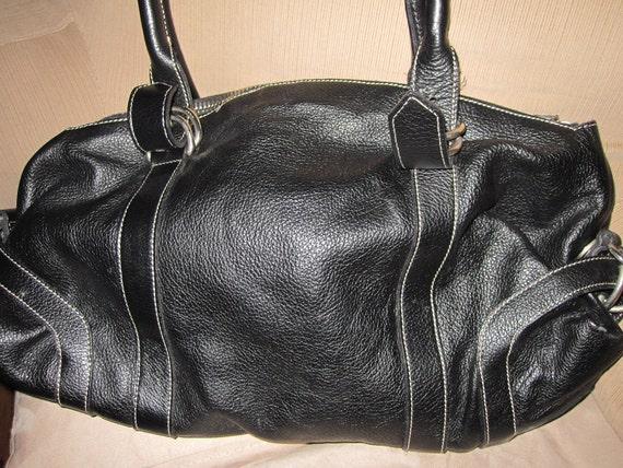 Vintage 100% authentic Prada Satchel Handbag