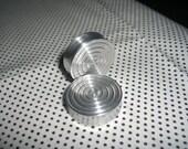 vortex aluminum plugs