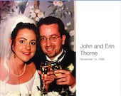 "Hardcover 13 x 10"" Wedding Photo Books"
