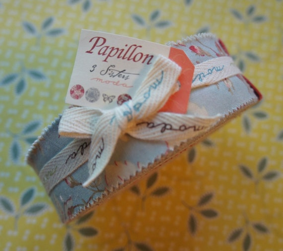 Papillion Honeybun by 3 Sisters for Moda