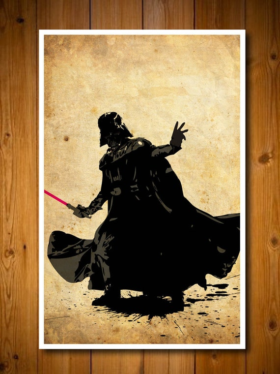 Star Wars Poster - Darth Vader