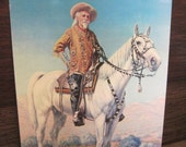 Vintage Buffalo Bill Postcard from the Cooper Post Card Company