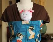 Geisha Baby Wrap Carrier