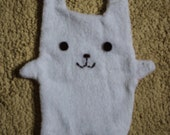 Baby Bunny Towel Buddy
