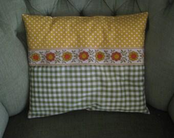 Pattern Play Pillow