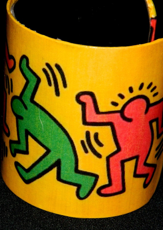 Keith Haring - Cuff Bracelet