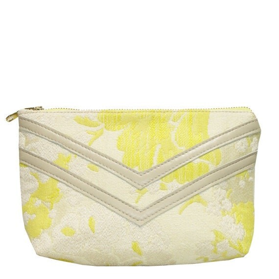 Savannah: Clutch and Cosmetic Case