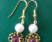 SALE Upcycled Earrings from Vintage Pieces