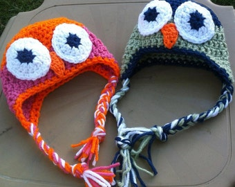 American Girl Owl Hat