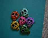 Sugar Skull Calavera Mexican Sugar Skull Dia de los Muertos