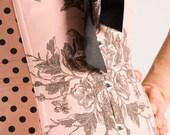 Boudoir under bust corset