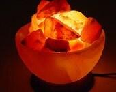 Handmade Himalayan Salt Firebasket