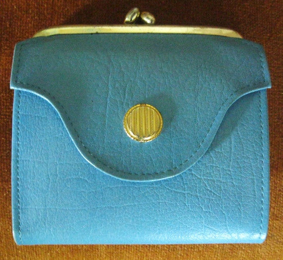 Princess Gardner Carolina Blue Wallet
