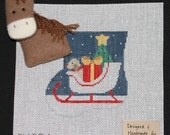 Stocking Ornament Kit with Toy - Reindeer CM254
