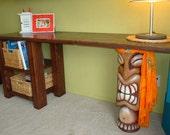 Buda Tiki Desk