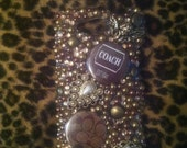 RESERVED custom coach phone case for Christine