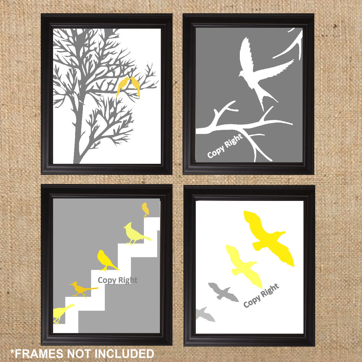 Items similar to modern art prints modern home decor modern bird art prints modern art decor Home decor wall art contemporary