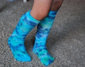 Made-to-Order Tie Dyed Socks