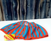70s 80s Wibbies Deadstock Kid's Skirt