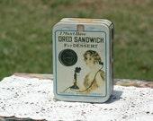 Oreo Sandwich Cookie Tin