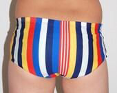 retro swimming trunks, free shipping