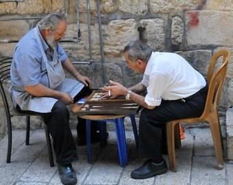 The Game. Jerusalem. 8x10