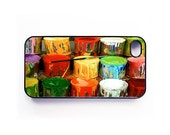 paint tins iPhone 4 and iPhone 4s case, iPhone 4 and 4s cover