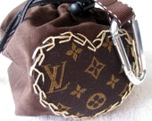 Louis Vuitton Inspired Pooch Purse/Bitsy Bags
