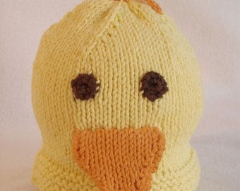 Children's Ducky Hat (AniHat)