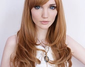 Angelic Honey/Ginger Lolita & Gyaru Wig