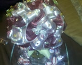 Ribbon Tress / candy dish  for all occasions.