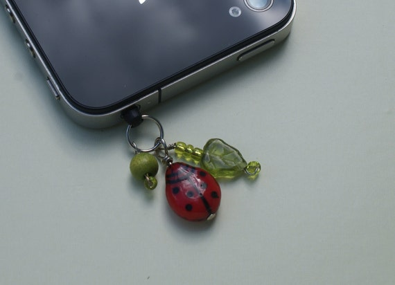 Lucky Lady- Phone/MP3 Player Charm