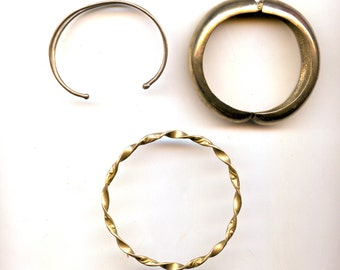 Silver tone  Bracelets