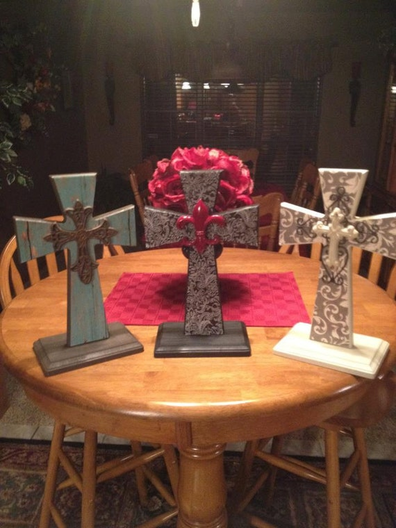 8X12 Standing Crosses - Free Shipping