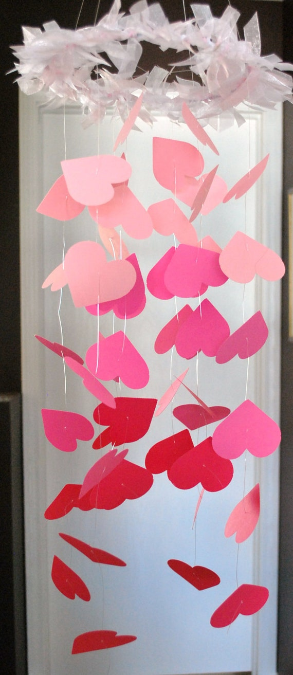 Pink Hearts Mobile