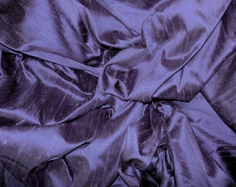 "Poppyseed dupioni silk - 54"" wide"