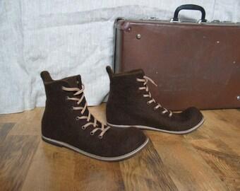 """Woolen boots """"PASSENGER"""""""